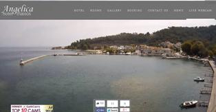 thassos limenas hotel angelika webcam