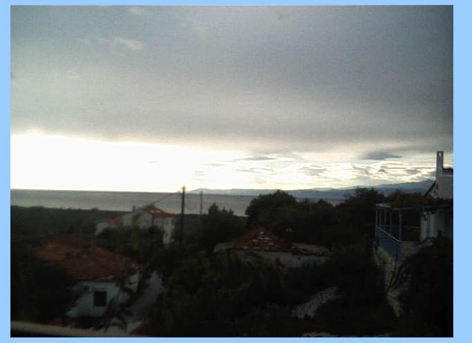 prinos thassos sunset webcam
