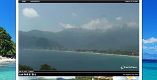 golden beach webcam